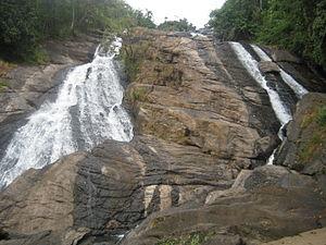 Charpa Falls - Image: Charppa Waterfalls,
