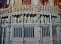 Chartres Cathédrale Notre-Dame de Chartres Innen Chorschranke 06.jpg