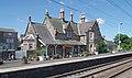 Chathill railway station MMB 09.jpg