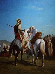 Cheval de Gaada, cheval de soumission