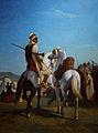 Cheval de Gaada, cheval de soumission.JPG