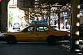 """Chicago (ILL) Downtown, """" Under the Loop, the cab 2 """" (4824952504).jpg"""