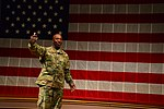 Chief Master Sgt. of the Air Force visit USASMA DSC 0129 (23682912698).jpg
