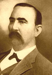 William Charles Rogers Cherokee leader