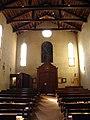 Chiesa di San Pietro, interno, controfacciata (San Pietro Viminario).jpg