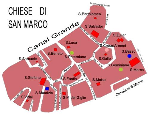Chiese di San Marco