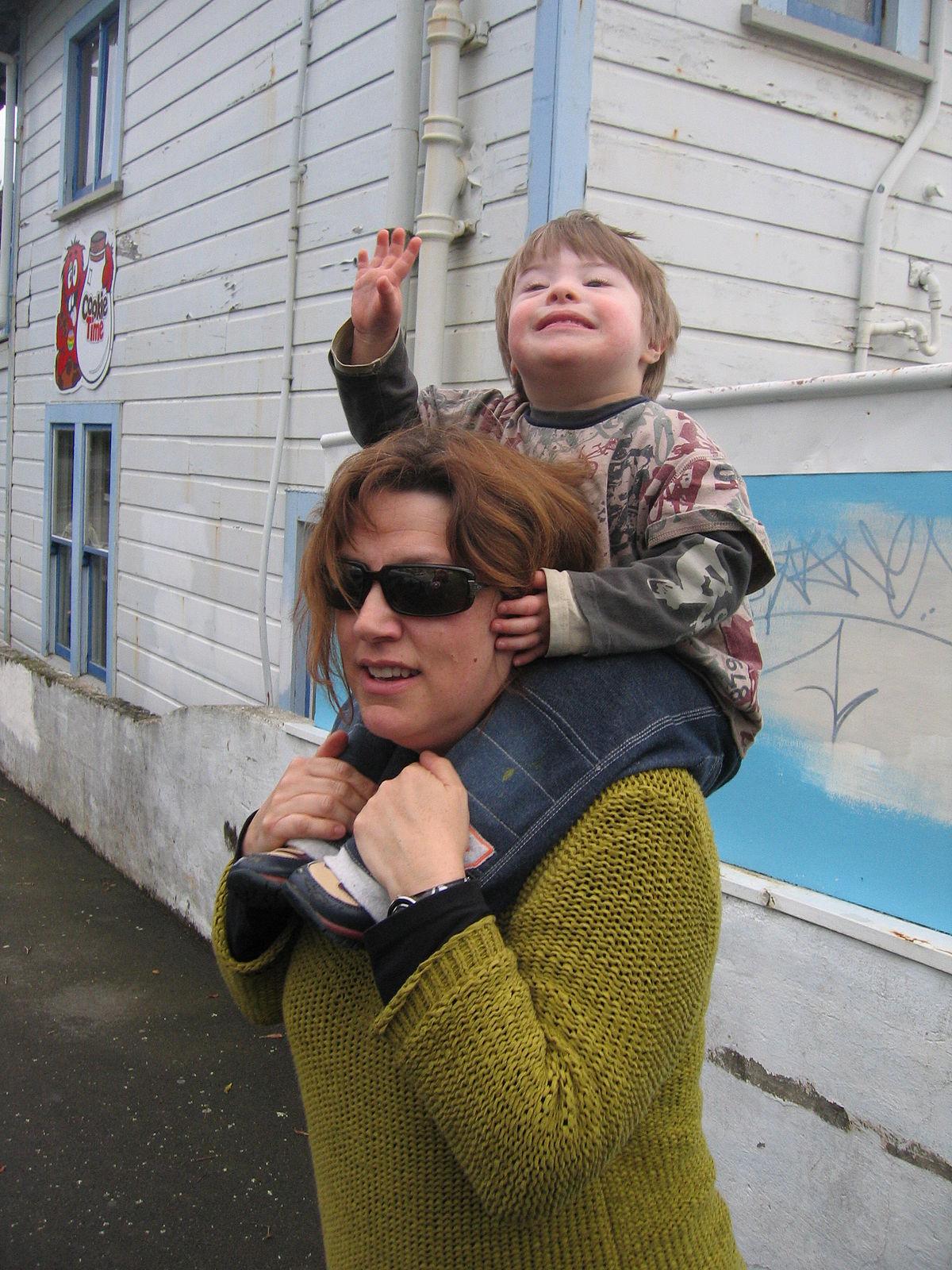Mom To Kid How Do You Like School