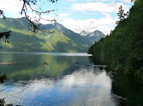 Image illustrative de l'article Parc provincial de Chilliwack Lake