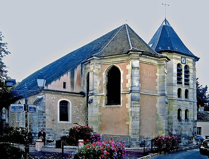 eglise saint etienne monument historique chilly mazarin myopenweek. Black Bedroom Furniture Sets. Home Design Ideas