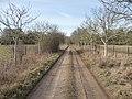 Cholderton - Footpath - geograph.org.uk - 1718122.jpg
