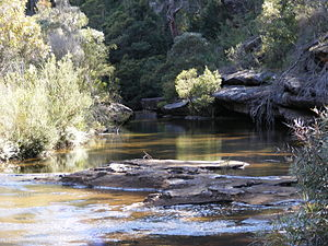 Heathcote National Park - Heathcote Creek