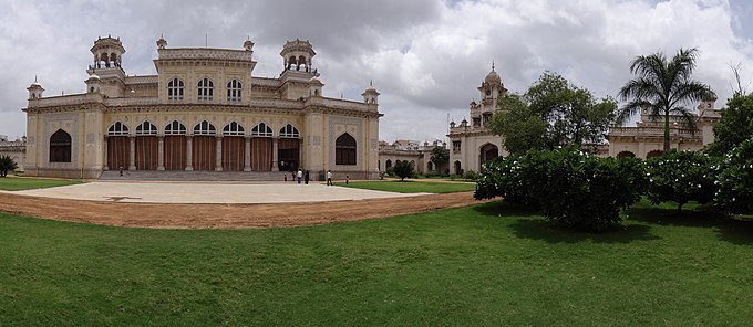 Chowmahalla Palace Hyderabad.JPG