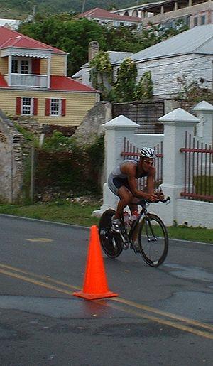 Chris McCormack (triathlete) - Chris McCormack at Ironman 70.3 Saint Croix