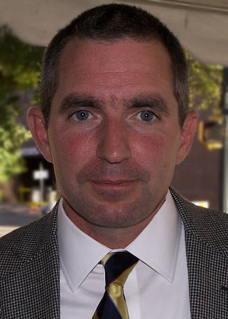 C. J. Chivers - Image: Chris chivers 2010
