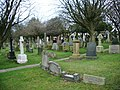 Christ Church, Douglas-in-Parbold, Graveyard - geograph.org.uk - 702765.jpg