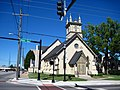 Christ Episcopal from Kimbrough intersection.JPG