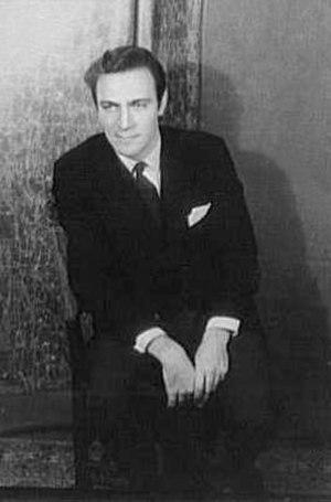 Christopher Plummer - Photograph by Carl Van Vechten, 1959