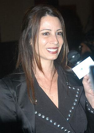 Christy Canyon - Canyon at the F.O.X.E. Awards in February 2006