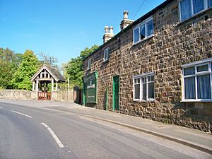 Bardsey, West Yorkshire - Church Lane