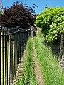 Church footpath, High Bradfield - geograph.org.uk - 1634391.jpg