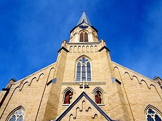 Minneapolis–Saint Paul - Guardian Angels Catholic Church in Chaska