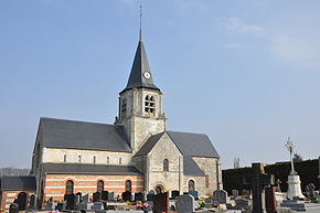 Church of Sainneville-sur-Seine (France).JPG