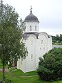 Church of Saint George, Staraya Ladoga (exterior).jpg