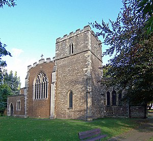 Frodingham, Lincolnshire - St Lawrence's Church