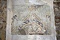 Church of St Andrew's, Boreham, Essex - medieval wall painting.jpg