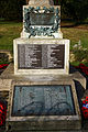 Church of St Mary Theydon Bois Essex England - War memorial roll of honour.jpg