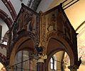 Ciborio di sant'ambrogio, con stucchi del IX secolo, 03.jpg
