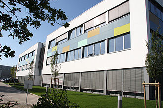 "Lemgo - Building of the Research Center ""Centrum Industrial IT (CIIT)"""