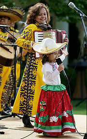 Cinco de Mayo performers at White House