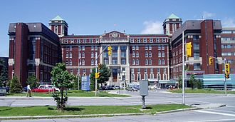 Ottawa Civic Hospital - Image: Civic Hospital, Ottawa