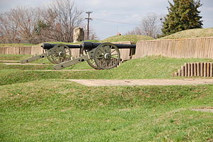 Civil War Defenses of Washington (Fort Stevens) FSTV CWDW-0051.jpg