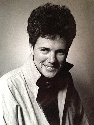 Claire Ritter - Claire Ritter in Boston, 1990