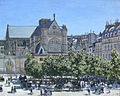 Claude Monet Saint-Germain-l'Auxerrois Paris 1867.jpg
