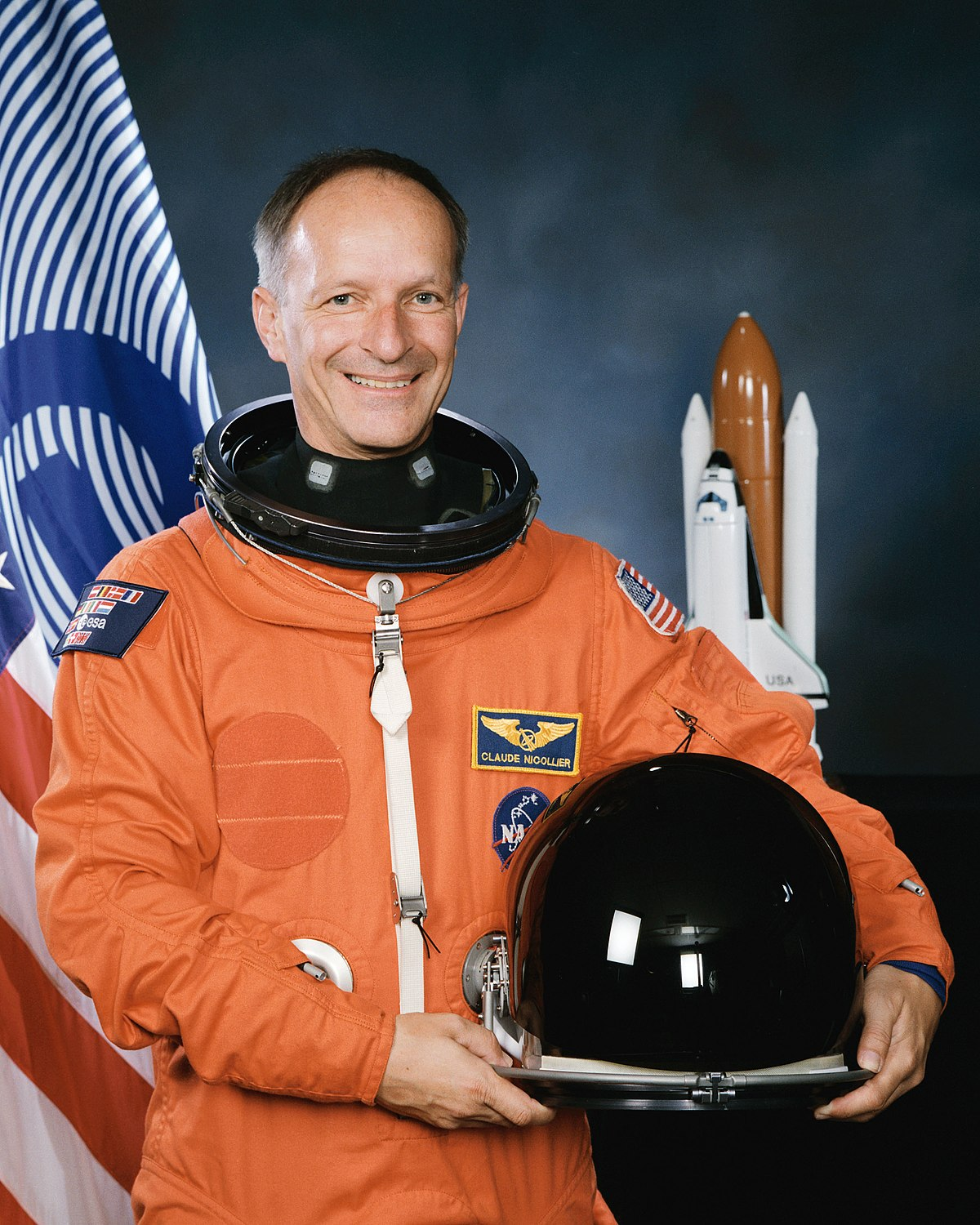 Images of Important People From Nasa - #SpaceHero