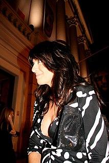 Claudia Winkleman British television presenter