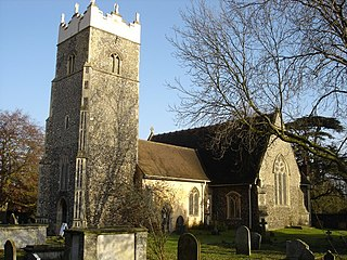 Claydon, Suffolk village in United Kingdom