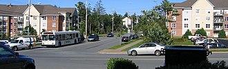 Clayton Park, Nova Scotia - Image: Clayton Park 4 2007