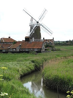 Cley tower mill - geograph.org.uk - 842823