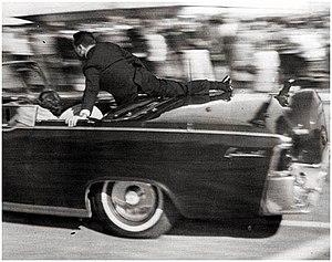A picture showing the secret agent Clinton Hil...