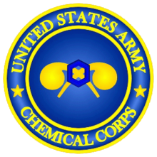 Seal of the Chemical Corps