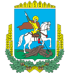 Coat of arms of Kijevas apgabals