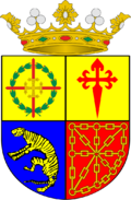 Coat of Arms of the Marquess of Somosierra.png
