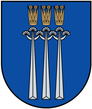 Municipalities of Lithuania - Image: Coat of arms of Druskininkai (Lithuania)
