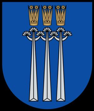 Municipalities of Lithuania - Image: Coat of arms of Druskininkai (Lithuania)