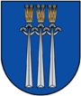Coat of arms of Druskininkai (Lithuania).png