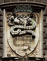 Coat of arms of House of Sforza - Castelo Sforzesco - Milan 2014 (2).jpg